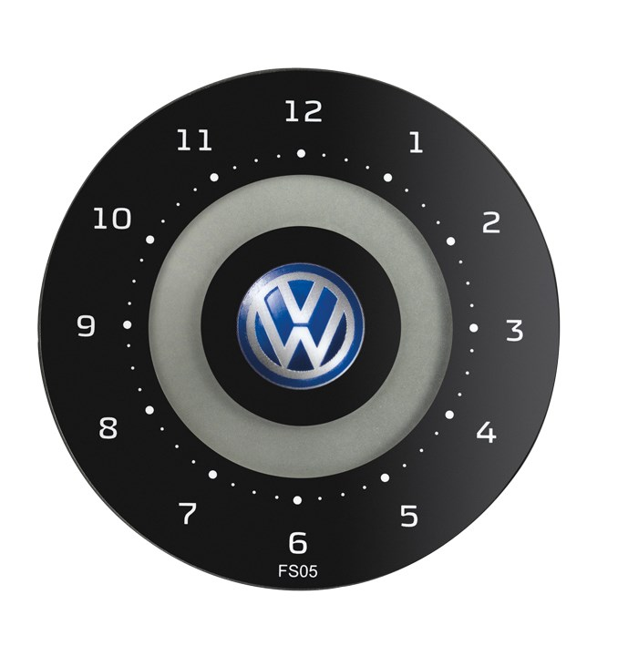 Park One Med Vw Logo Volkswagen Slagelse